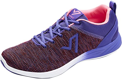 Agile Womens Purple Vionic Adley Lace Up 5qxqAd0
