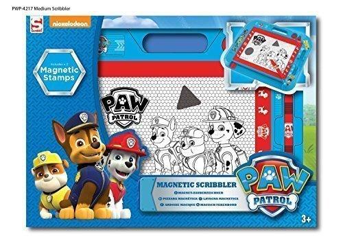 Paw Patrol Medium Magnetic Scribbler Children's Doodle Drawing Board Art Toy