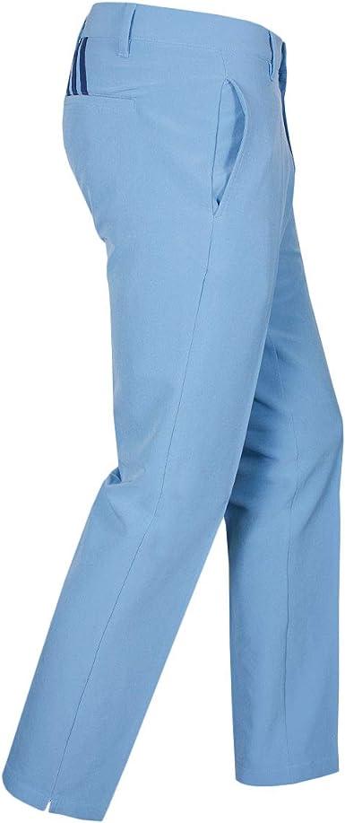 Adidas Ultimate 365 Pantalones De Golf Hombre Azul S Amazon Es Ropa Y Accesorios