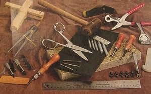 Tandy Leathercraft Pro Workers Basic Tool Set 4899-01