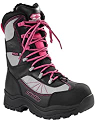 Castle X Force 2 Womens Boot Pink Gray