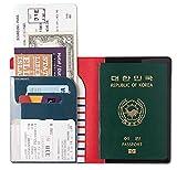 LUCALAB No Skimming Passport Wallet_RFID Blocking