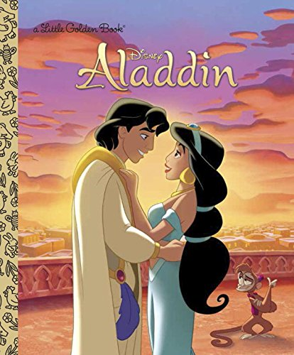Aladdin (Disney Aladdin) (Little Golden Book) thumbnail