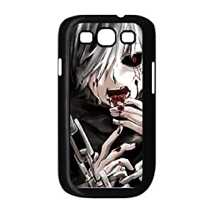 YNFYC Tokyo Ghoul Phone Case For Samsung Galaxy S3 I9300 [Pattern-1]