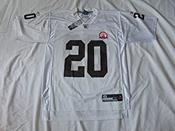 Reebok 50 Aniversario de los Denver Broncos NFL fútbol Americano Jersey -  Dawkins   20 - Mens Medio - NWT  Amazon.es  Deportes y aire libre 0e4bc4fdfb5