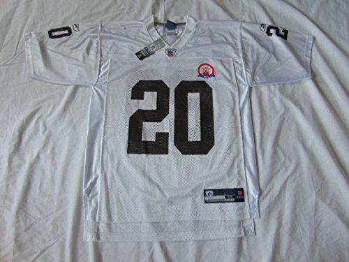 Reebok Denver Broncos 50. Jahrestag NFL American Football Jersey – Dawkins   20 – Herren M – NWT,