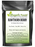 Hawthorn Berry - 8:1 Natural Berry Fine Powder Extract (Crataegus laevigata), 1 kg