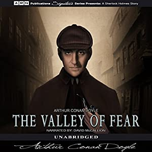 The Valley of Fear Audiobook