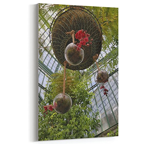 Westlake Art Tree Bird - 12x18 Canvas Print Wall Art - Canvas Stretched Gallery Wrap Modern Picture Photography Artwork - Ready to Hang 12x18 Inch (6621-51DFF)