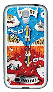 Samsung Galaxy S4 I9500 Cases & Covers - Reflection Design Custom TPU Soft Case Cover Protector for Samsung Galaxy S4 I9500 - White