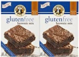 King Arthur Gluten Free Flour Brownie Mix - 17 oz - 2 pk