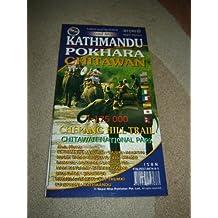 Kathmandu - Pokhara - Chitawan / Road Map