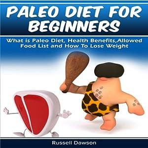 Paleo Diet for Beginners Audiobook