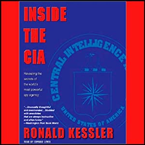 Inside the C.I.A. Audiobook
