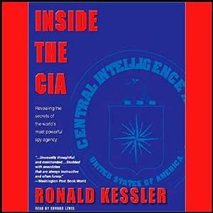 Inside the C.I.A. Audiobook