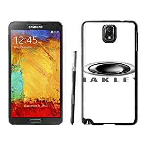 Oakley 4 Black New Recommended Design Samsung Galaxy Note 3 Phone Case