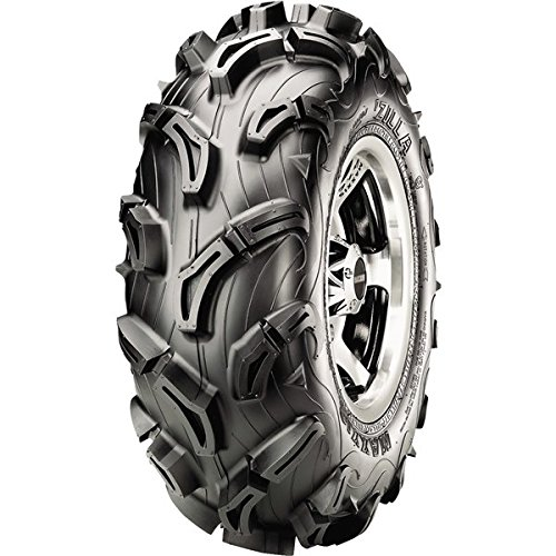 Maxxis MU01 Zilla Tire - Front - 27x9x12 , Tire Size: 27x9x12, Tire Construction: Bias, Tire Application: Mud/Snow, Position: Front, Rim Size: 12, Tire Ply: 6, Tire Type: ATV/UTV TM00051100