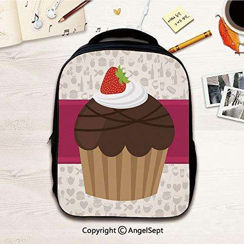 Preschool Backpackcup cake2,12.2