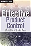 img - for Effective Product Control: Controlling for Trading Desks (The Wiley Finance Series) book / textbook / text book