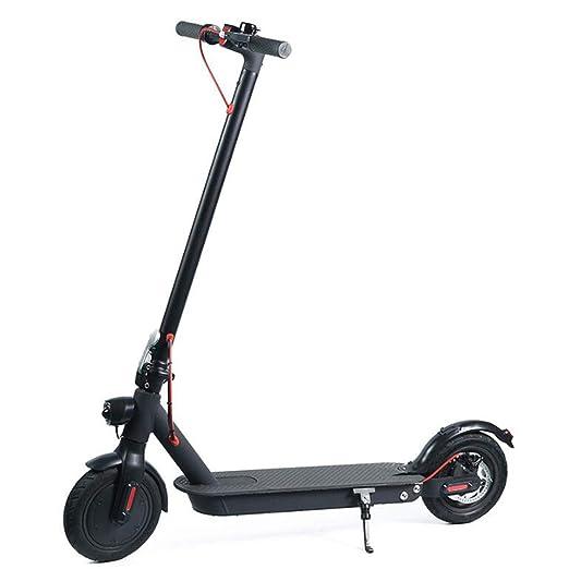 P&LK Scooter eléctrico Plegable, 8.5