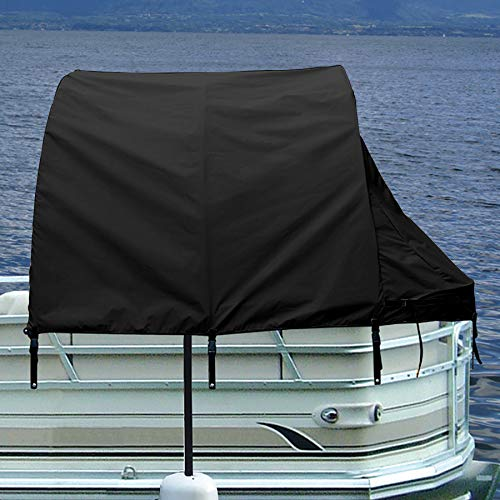 Taylor Made Products 12006OR Bow Enclosure, Cover, Pontoon Boat Shade & Privacy by TAYLOR MADE PRODUCTS