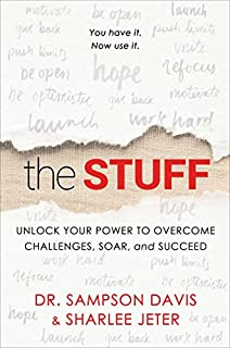 Book Cover: The Stuff: Unlock Your Power to Overcome Challenges, Soar, and Succeed