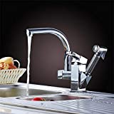 Arthas Kitchen Sink Faucets with Pull Down