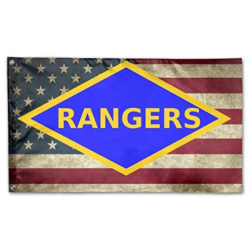 AERYUHPP 6th Ranger Battalion Garden Flag Garden Decor Decorative Flags Holiday - Battalion Ranger 6th