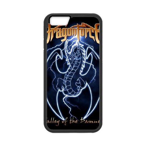 Dragonforce 013 coque iPhone 6 Plus 5.5 Inch Housse téléphone Noir de couverture de cas coque EOKXLLNCD18956