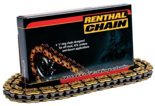(Renthal C302 R4 ATV Z-Ring 520-Pitch 100-Links Chain)