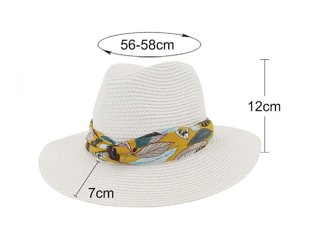altany-zadaszenia.pl Sun Hat European US Paper Straw Jazz Cap ...