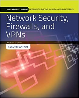 Network Security, Firewalls and VPNs (Jones & Bartlett Learning Information Systems Security & Ass)