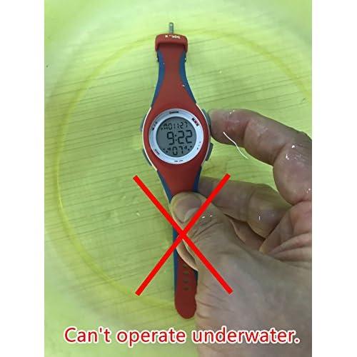 Kids Digital Sport Watch Outdoor Waterproof Watch with Alarm for Child Boy Girls Gift LED Kids Watch
