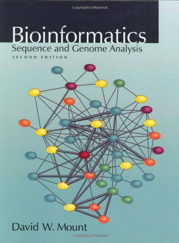 Bioinformatics: Sequence and Genome Analysis, Second Edition (Mount, Bioinformatics)