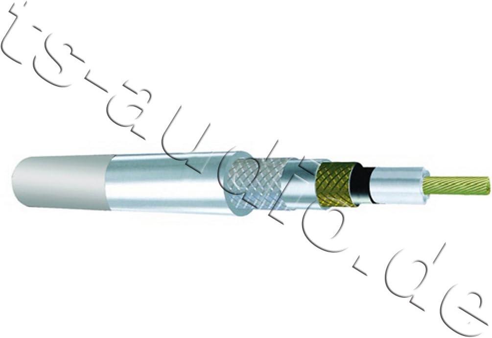 High End Sat Kabel Mit Gel 1 1 5 0 Vierfach Geschirmt 4 X 100 M Spulen Baumarkt