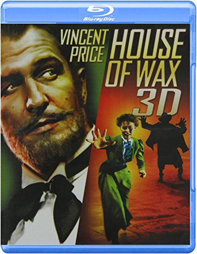 (House of Wax [Blu-ray 3D] )