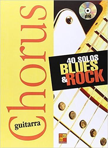 40 Solos Blues & Rock (Play Music España): Amazon.es: Nathanson, Peter, Guitar: Libros