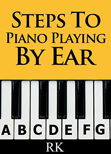 Steps To Piano Playing By Ear