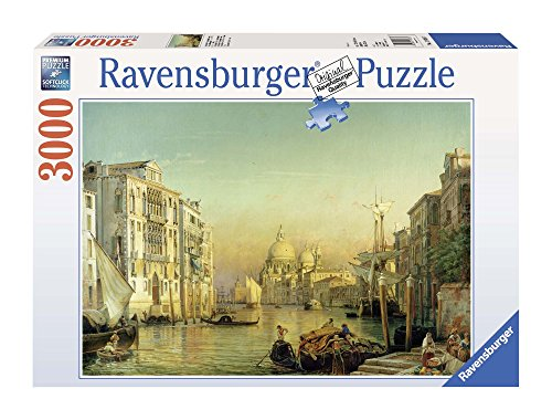 Ravensburger Grand Canal in Venice - 3000 Piece Puzzle (Best Canals In Uk)