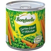 Bonduelle - Juego de 6 guisantes de jardín