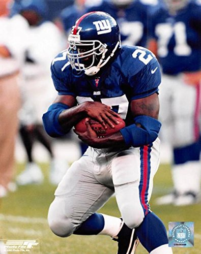 Brandon Jacobs Unsigned 8x10 photo (New York Giants) Image #2