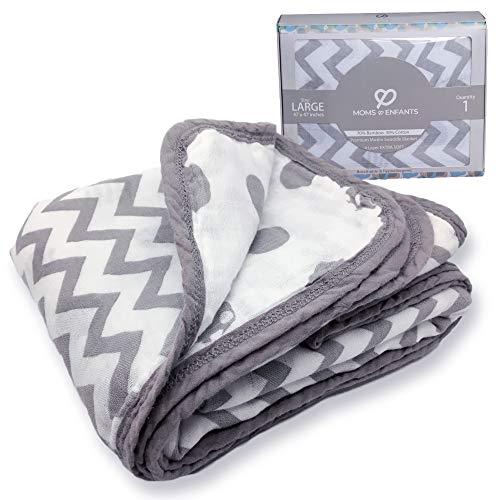 Muslin Quilt Baby Blanket