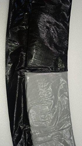 Trampoline-Frame-Pad-Black-Gray-for-14-Sportspower-OEM-Equipment