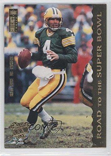 Brett Favre  Football Card  1997 Upper Deck Collectors Choice Green Bay Packers   Shopko  Base   Gb60