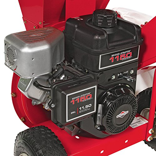 Troy-Bilt CS4325 250cc Chipper Shredder