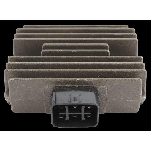 (DB Electrical AKI6036 New Voltage Regulator Rectifier For Kawaste Force, Ninja 650R Er, Versys, Vulcan, Ninja, Mule, Suzuki King Quad, Vinson, V-Storm ESP2378 21066-0030 21066-0705 21066-1127 17.5240)