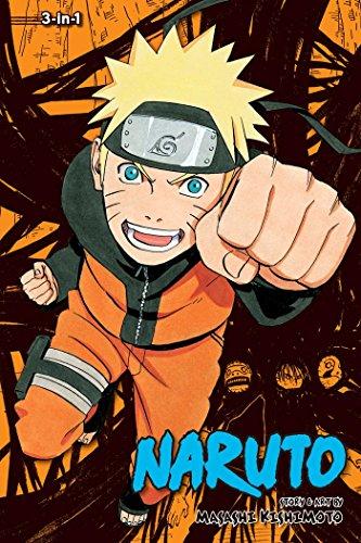 Naruto (3-in-1 Edition), Vol. 13: Includes vols. 37, 38 & 39 (34 Naruto)