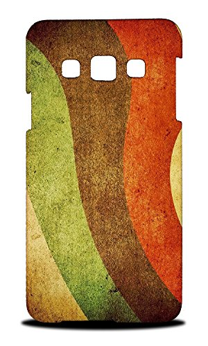 Foxercases Design Retro Wavy Pattern #1 Hard Back Case Cover for Samsung Galaxy A3