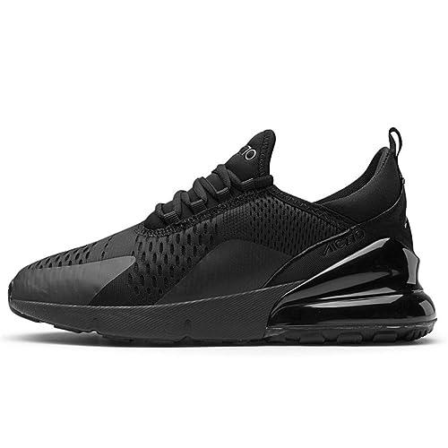 Zapatos de Deporte Hombre Mujer Zapatillas Deportivo Correr Gimnasio Casual Sneakers Cojín de Aire Libre 36-46EU: Amazon.es: Zapatos y complementos