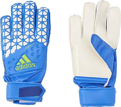 adidas Jungen Handschuhe ACE FS Junior, Blau/Weiß, Gr.8